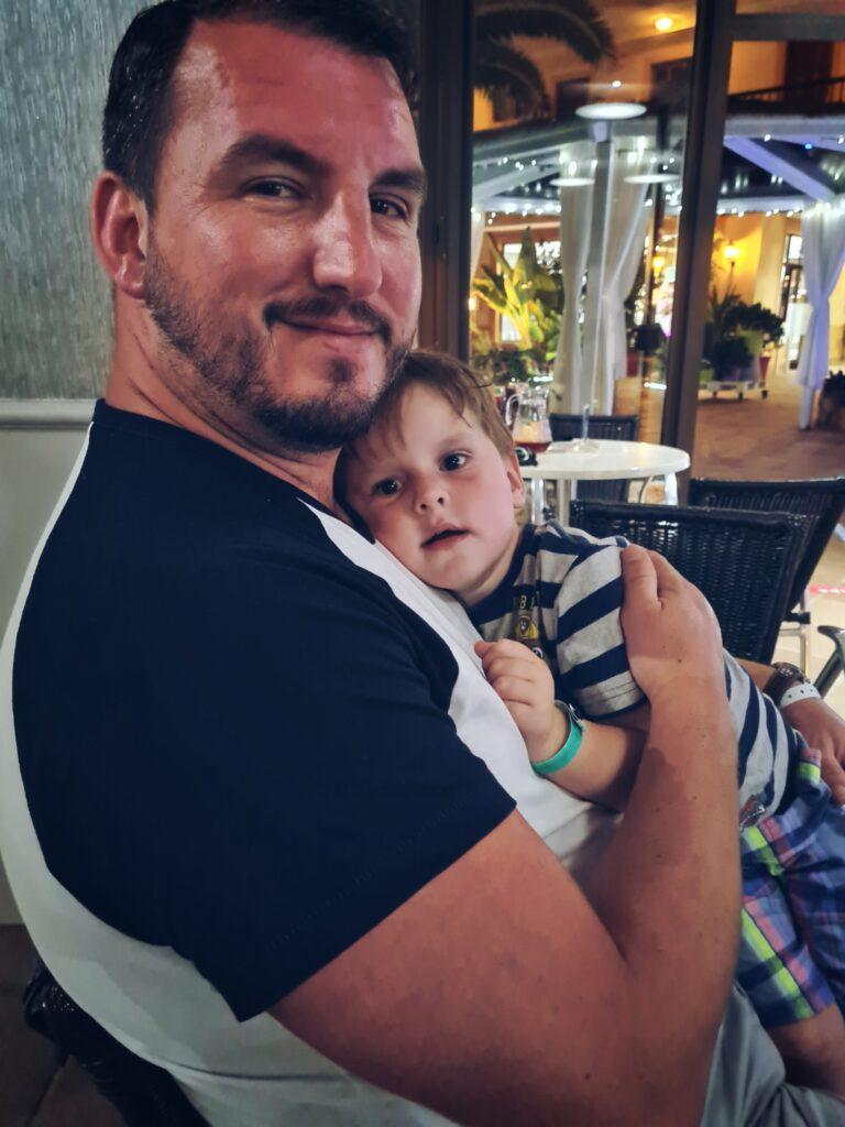 Dawns-husband-Iain-and-son-Jack