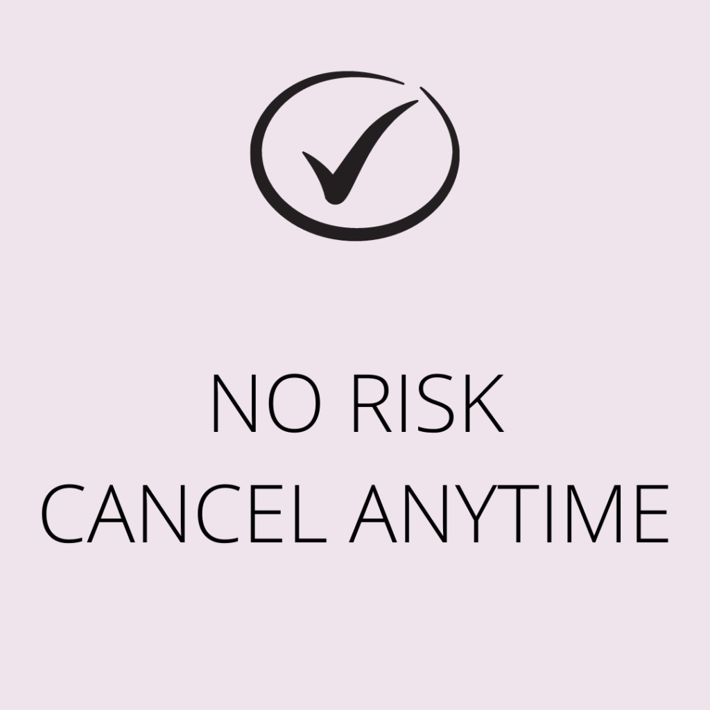NO-RISK-CANCEL-ANYTIME